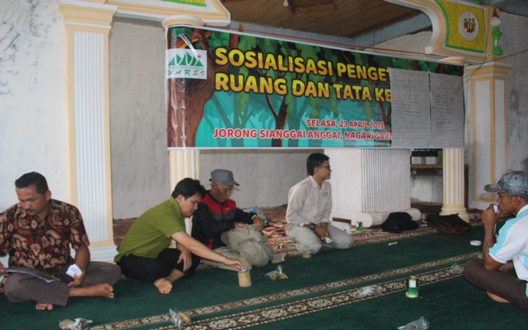 Menghapus Kekhawatiran Masyarakat Terkait Hutan Lindung