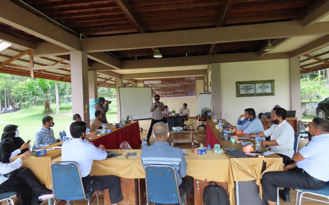 KKI Warsi dan Dinas Kehutanan Provinsi Jambi Adakan Pelatihan Pemantauan SVLK
